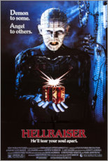 Poster Premium  Hellraiser - Entertainment Collection