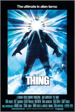 Stampa su tela  La Cosa (The Thing) - Entertainment Collection