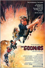 Stampa su tela  The Goonies - Entertainment Collection