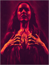 Poster Premium  Suspiria - The Usher designs