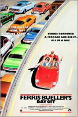 Stampa su alluminio  Ferris Bueller's Day Off (Una pazza giornata di vacanza) - Entertainment Collection