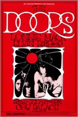 Poster Premium  The Doors - Entertainment Collection