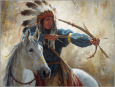 Poster Premium  Il guardiano - James Ayers