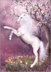 Adesivi murali  Unicorn Energy - Dolphins DreamDesign