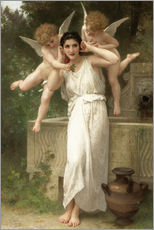 Adesivo murale  Youth - William Adolphe Bouguereau