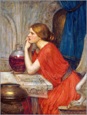 Poster Premium  Circe - John William Waterhouse