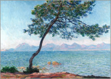 Poster  Il massiccio dell'Esterel - Claude Monet