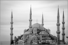 Adesivo murale  the blue mosque in Istanbul / Turkey - gn fotografie