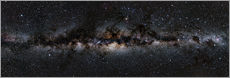 Adesivi murali  Milky Way Panorama - Jan Hattenbach