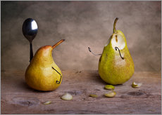 Adesivo murale Simple Things - Pears