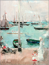 Adesivo murale  West Cowes, Isle of Wight - Berthe Morisot
