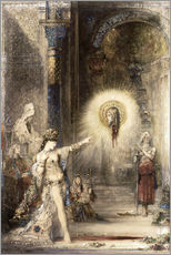 Adesivo murale  The Apparition - Gustave Moreau