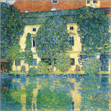 Poster Premium Castello Kammer sull'Attersee III