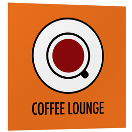 Forex  Coffee Lounge, orange - JASMIN!