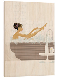 Legno  shower flower babe - Mike Wall