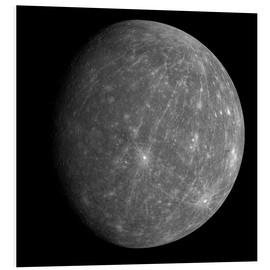 Stampa su schiuma dura  Planet Mercury - Stocktrek Images