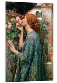 Forex  Anima della rosa - John William Waterhouse