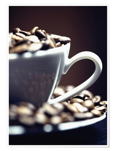 Poster Premium Coffee cup 7