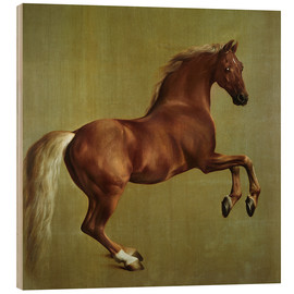 Legno  Whistlejacket - George Stubbs