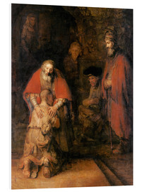 Forex  Return of the Prodigal Son - Rembrandt van Rijn