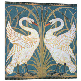 Forex  Swan, Rush and Iris - Walter Crane