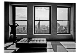 Forex  New York - Top of the Rock - Thomas Splietker