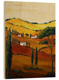 Legno  Tuscany Mini - Christine Huwer