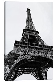 Tela  eiffel tower - Claudia Moeckel