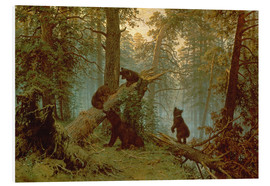 Forex  Morning in a Pine Forest - Ivan Ivanovich Shishkin