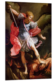 Forex  The Archangel Michael defeating Satan - Guido Reni