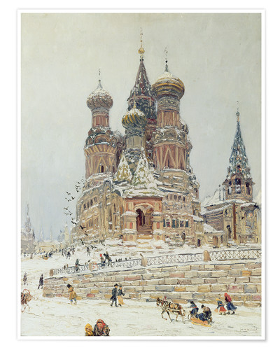 Poster Premium St. Basil's Cathedral