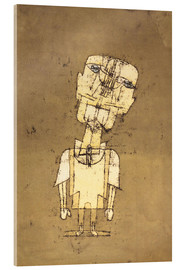 Vetro acrilico  Ghost of a Genius - Paul Klee