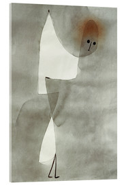 Vetro acrilico  Dance position - Paul Klee