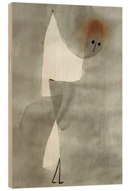 Legno  Dance position - Paul Klee