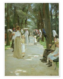Max Liebermann - The Parrot Walk