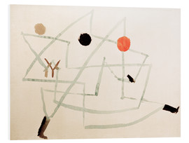 Forex  Bewitched and hurry - Paul Klee