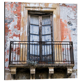 Alluminio Dibond  Facade - Windows - Taormina - Sicily - CAPTAIN SILVA