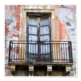 CAPTAIN SILVA - Facade - Windows - Taormina - Sicily