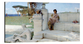 Lawrence Alma-Tadema - The Voice of Spring.