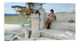 Forex  The Voice of Spring. - Lawrence Alma-Tadema