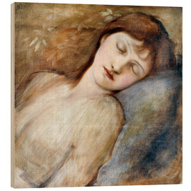Legno  Sleeping Princess - Edward Burne-Jones