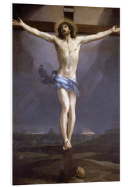 Stampa su schiuma dura  Christ on the Cross - Guido Reni