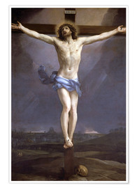 Poster Premium Christ on the Cross