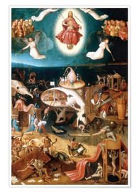 Poster Premium The Last Judgement
