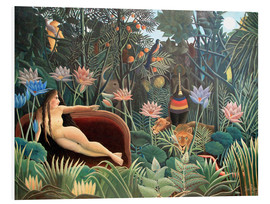 Forex  The dream - Henri Rousseau