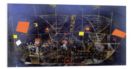 Forex  The adventure ship - Paul Klee