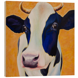 Legno  Cow Angelika - Renate Berghaus