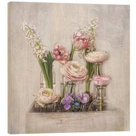 Stampa su legno  all about spring - Lizzy Pe