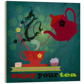 Legno  enjoy your tea - Elisandra Sevenstar