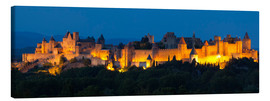Tela  France - Castle Carcassone - Tobias Richter